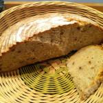 ošatka s chlebem